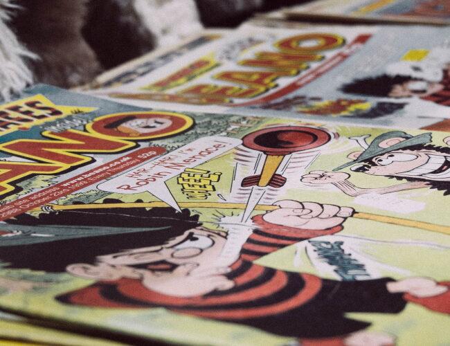 """""""Comics e storytelling"""" a Palermo"""